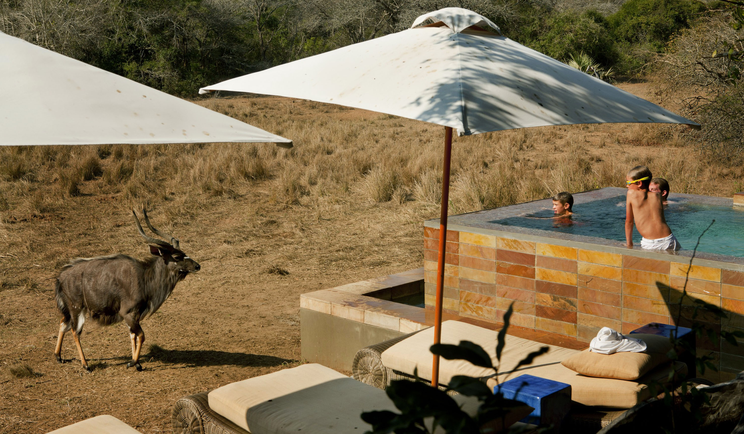 The Homestead, Phinda Game Reserve, South Africa