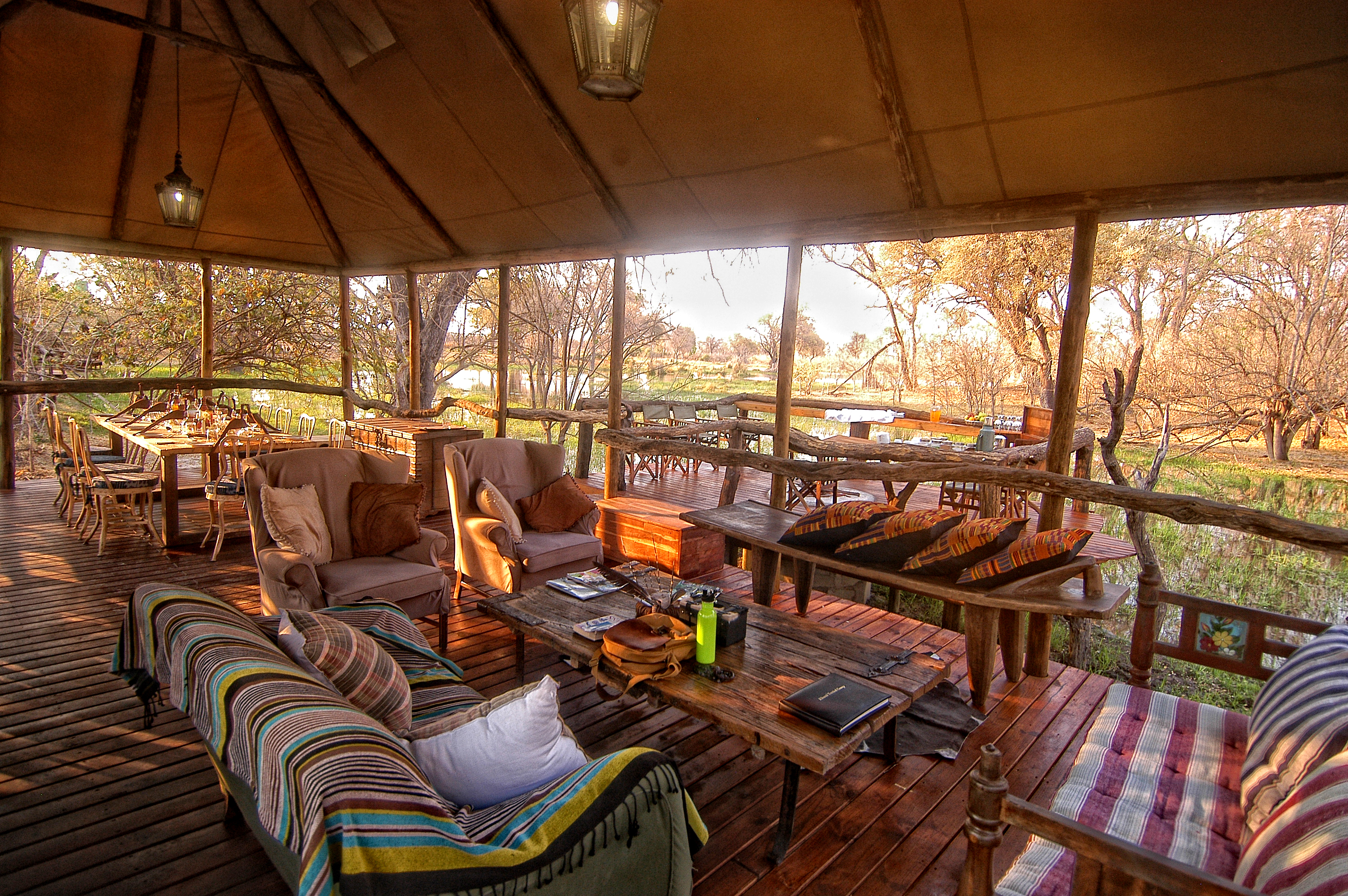 KHWAI TENTED CAMPS
