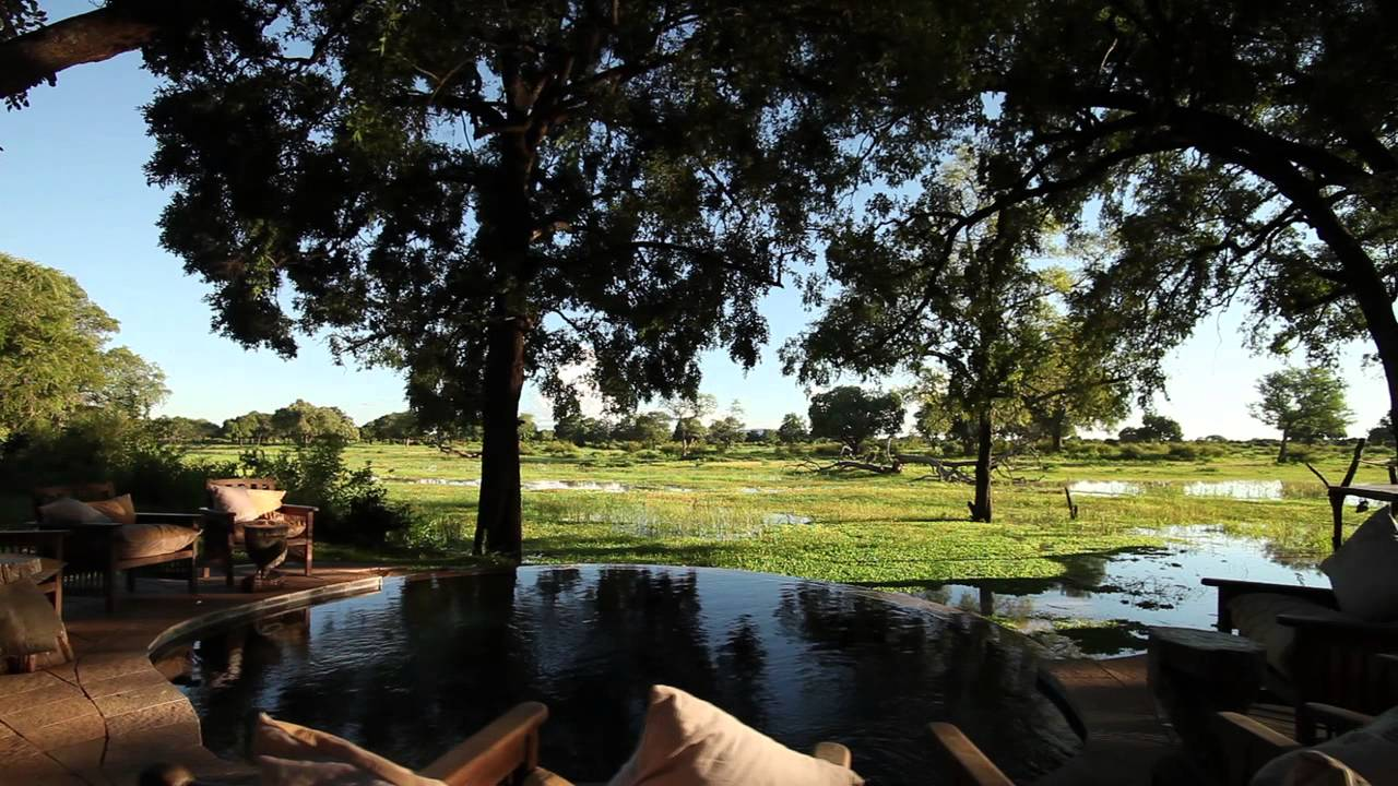 Robin's House in the South Luangwa National Park, Zambia